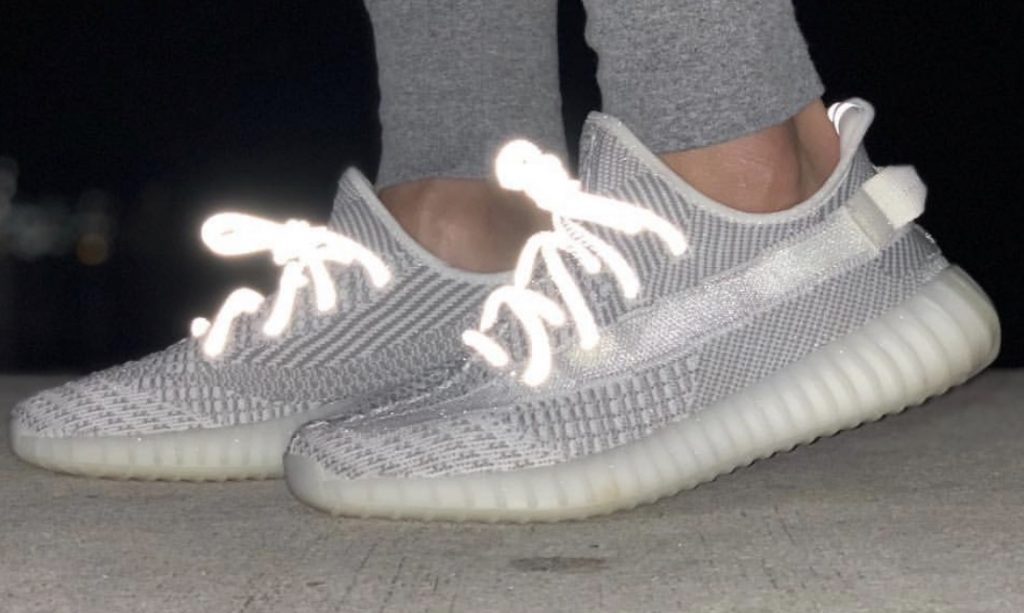 Yeezy Boost 350 V2 Static perfect replica shoes